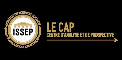 Logo CAP ISSEP or