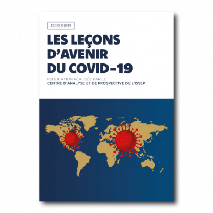 recto couverture CAP ISSEP Covid-19