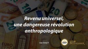 Note d'actualité du CAP de l'ISSEP - Revenu universel