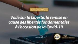 Note d'actualité CAP ISSEP - Liberté COVID-19
